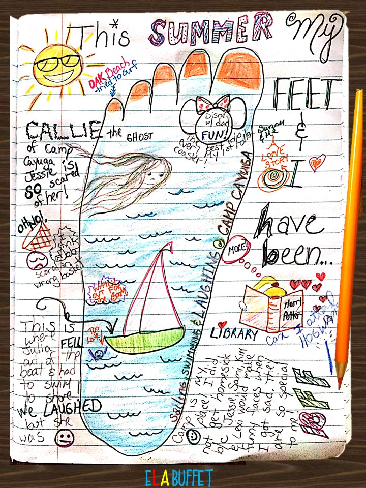 halloween creative writing ideas high school