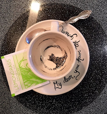 Harry Potter Grim Tea Cup