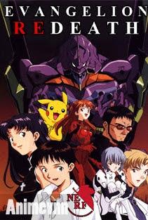 Evangelion: ReDeath -  2000 Poster