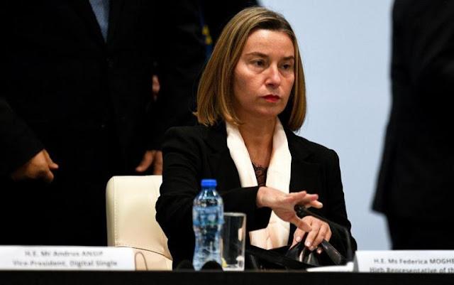 """Προειδοποιητικό """"μήνυμα"""" της Κομισιόν προς την Τουρκία - """"Σταματήστε τις απειλές προς κράτος - μέλος της Ε.Ε"""""""