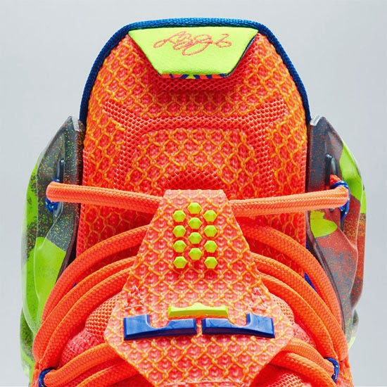 599ad5607da1 ajordanxi Your  1 Source For Sneaker Release Dates  Nike LeBron 12 ...