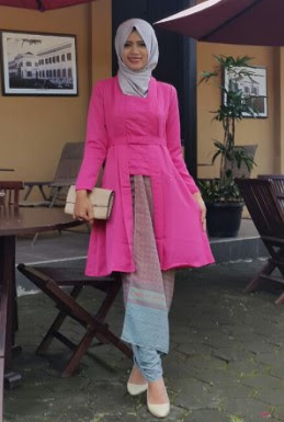 15 Model Kebaya Kutu Baru Modern Untuk Berbagai Acara Dipadukan Dengan Hijab