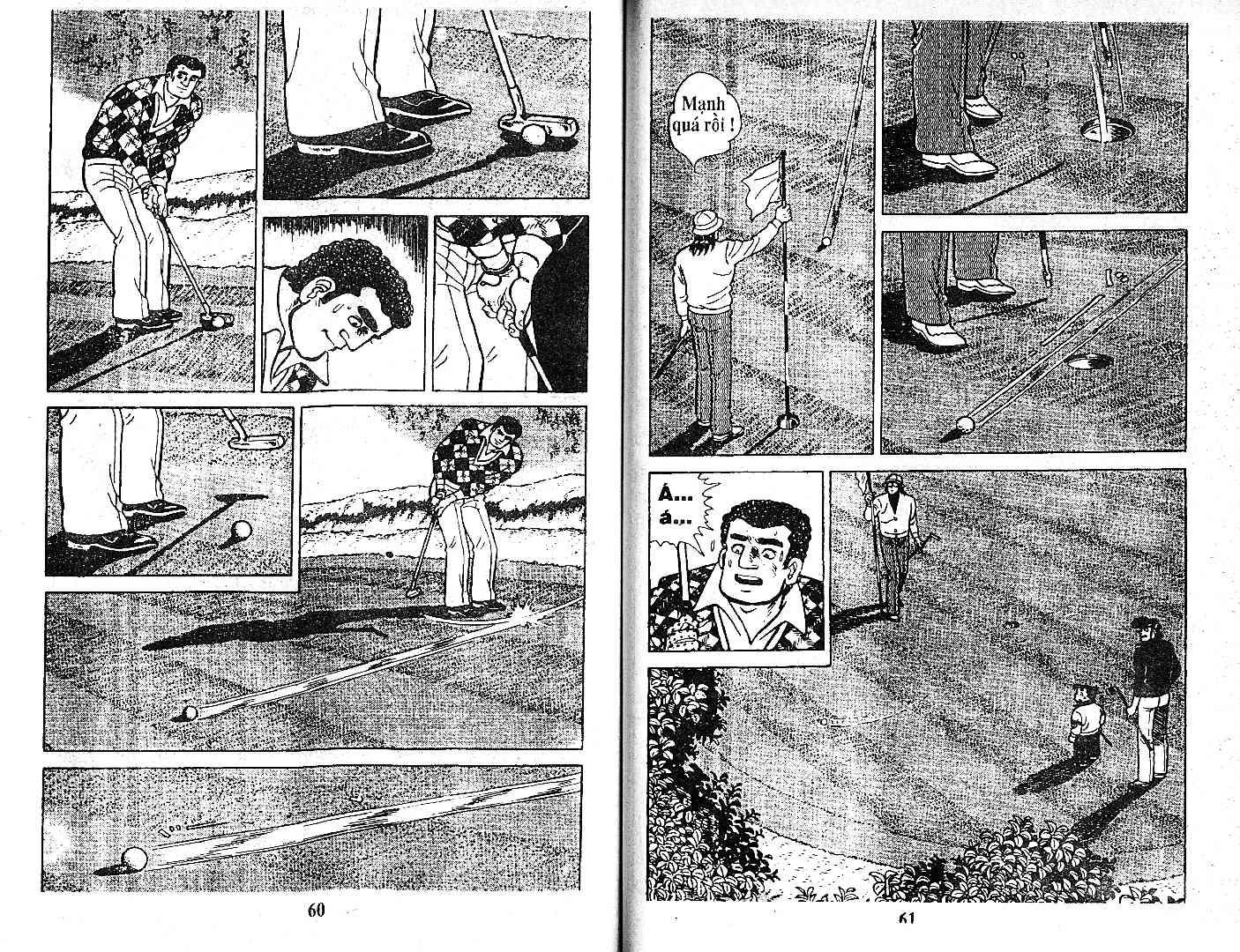 Ashita Tenki ni Naare chapter 26 trang 29