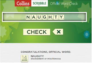 Naughty Scrabble 2