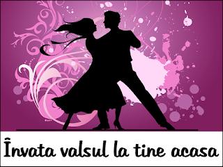 """Cum sa dansezi dansul mirilor – Cursul online """"Învață valsul la tine acasă"""""""