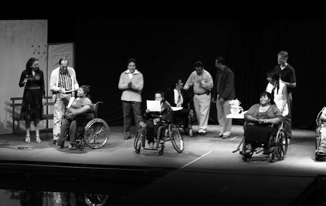 VI Encuentro de Teatro de Discapacidad
