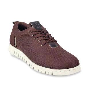 Navara Powell Sepatu Sneakers Pria