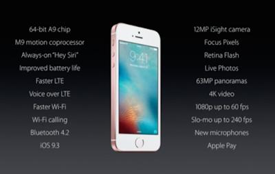 iphone SE özellikleri ve türkiye fiyatı 8