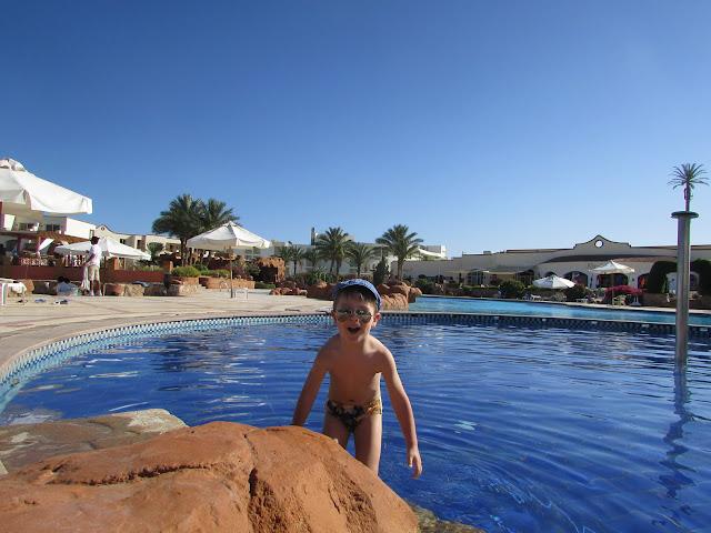 детский бассейн, Египет