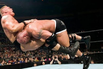 Goldberg Vs Brock Lesnar 2016 HD Photos Wallpapers