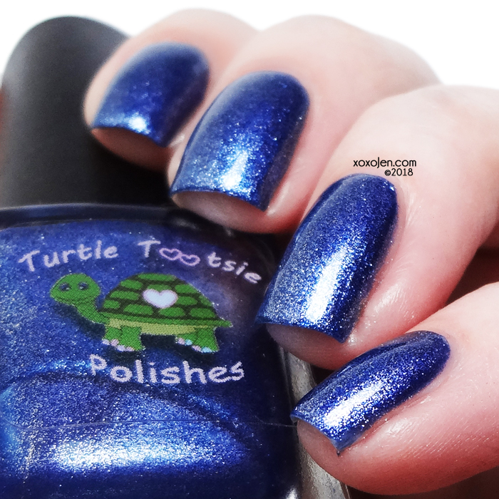 xoxoJen's swatch of Turtle Tootsie Jingle My Bells