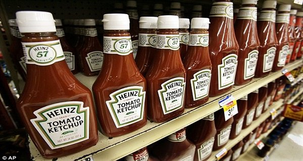 Avoid Consuming This Ketchup