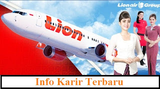 Pramugari Lion Air Group