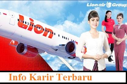 Recruitment Pramugari pada Lion Air Group
