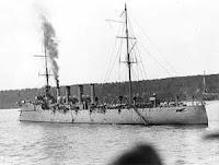 Крейсер Тихоокеанского флота «Пенсильвания»
