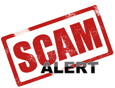 So Many Ways to be Scammed!