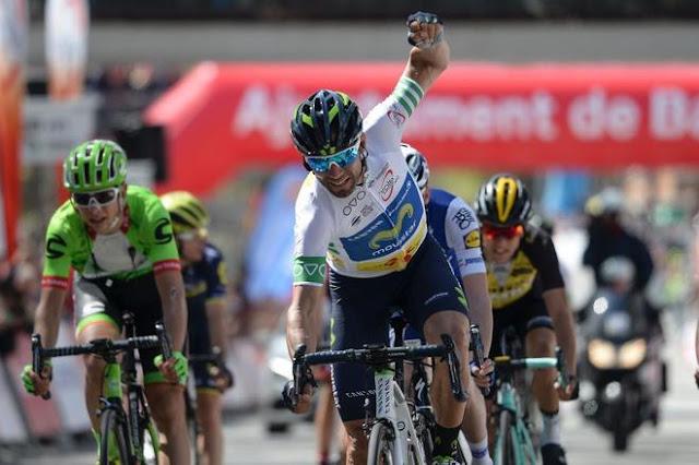 ¿Alguien sabe donde está el límite de Valverde? Tres etapas y la general en Cataluña