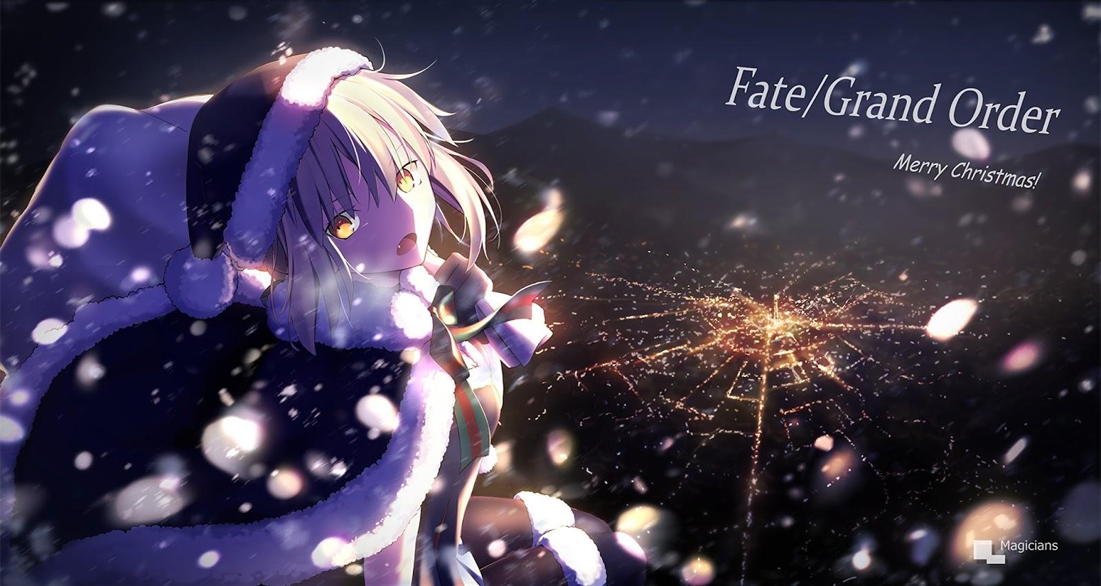 Fate AowVN%2B%252832%2529 - [ Hình Nền ] Anime Fate/GrandOrder tuyệt đẹp Full HD | Wallpaper