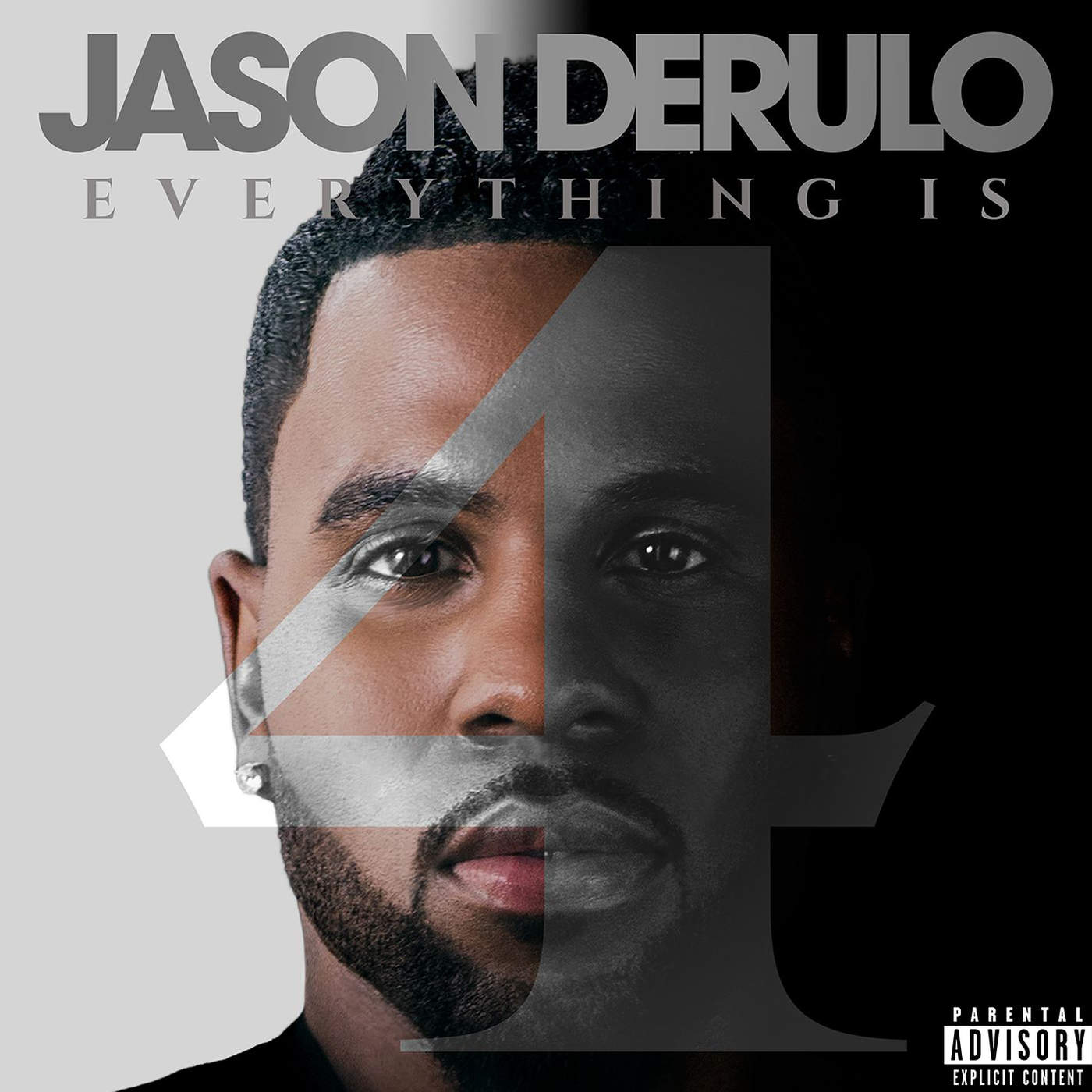 Jason Derulo - Everything Is 4 Cover