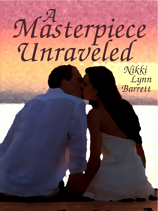 COVER REVEAL: A Masterpiece Unraveled by Nikki Lynn Barrett