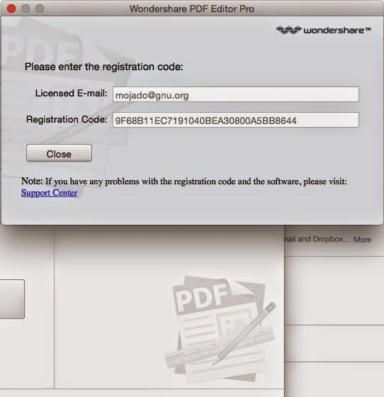 Editor for pdf wondershare mac pro