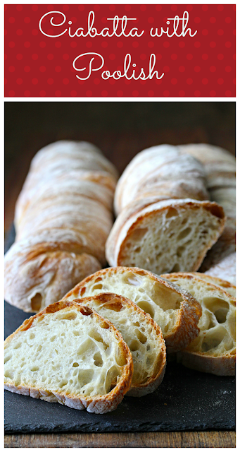 Ciabatta Bread With Poolish Karen S Kitchen Stories