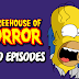 TOP 20 SIMPSONS TREEHOUSE OF HORROR EPISODES