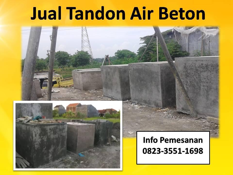 0823 3551 1698 Harga Tandon Air Tanam Beton