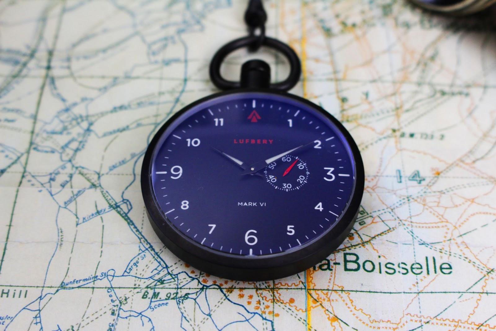 Master Horologer: British Watch Brand Lufbery Launches Kickstarter ...