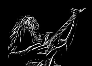 Guitarrista Heavy Metal