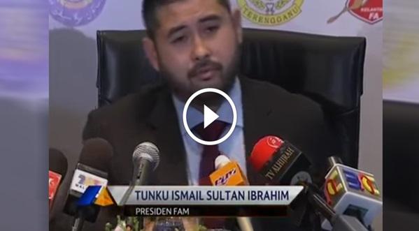 VIDEO: Baru Sehari Jadi Presiden FAM, TMJ Buat Keputusan Yg MENGEJUTKAN Pasukan Harimau Malaya !