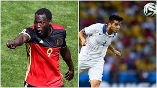 مشاهدة مباراة اليونان وبلجيكا اليوم بث مباشر 3-9-2017 التصفيات الاوروبية المؤهلة لبطولة كأس العالم 2018 فى روسيا