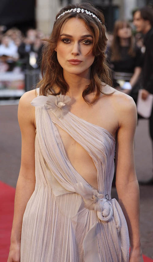 Celebrity Pictures and Biography: Keira Knightley