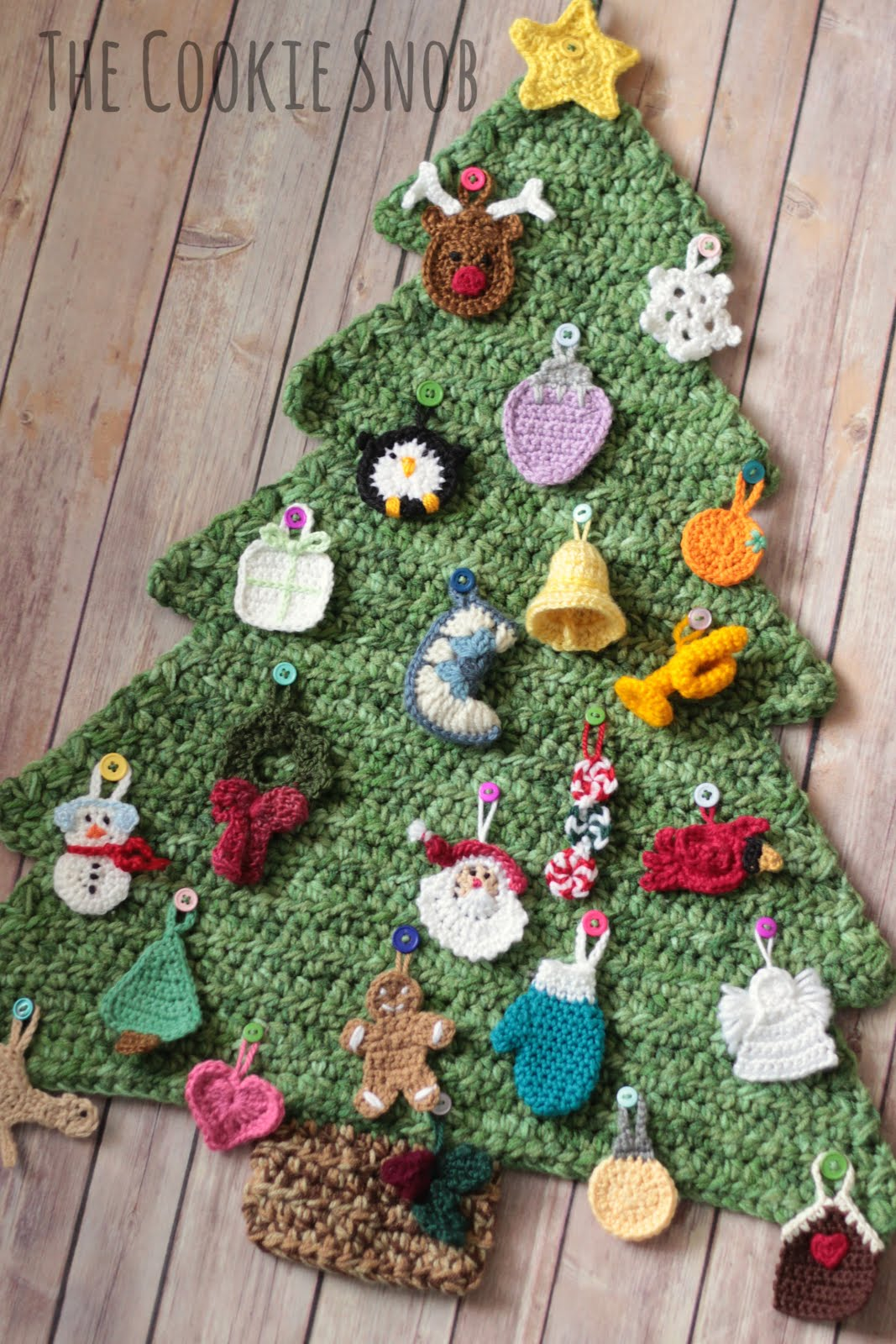 12 Weeks of Christmas Crochet Projects