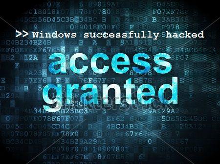 How To hack windows login Password