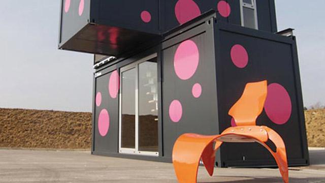 Casa container un 39 abitazione di propriet per meno di for Case modulari con suite di legge