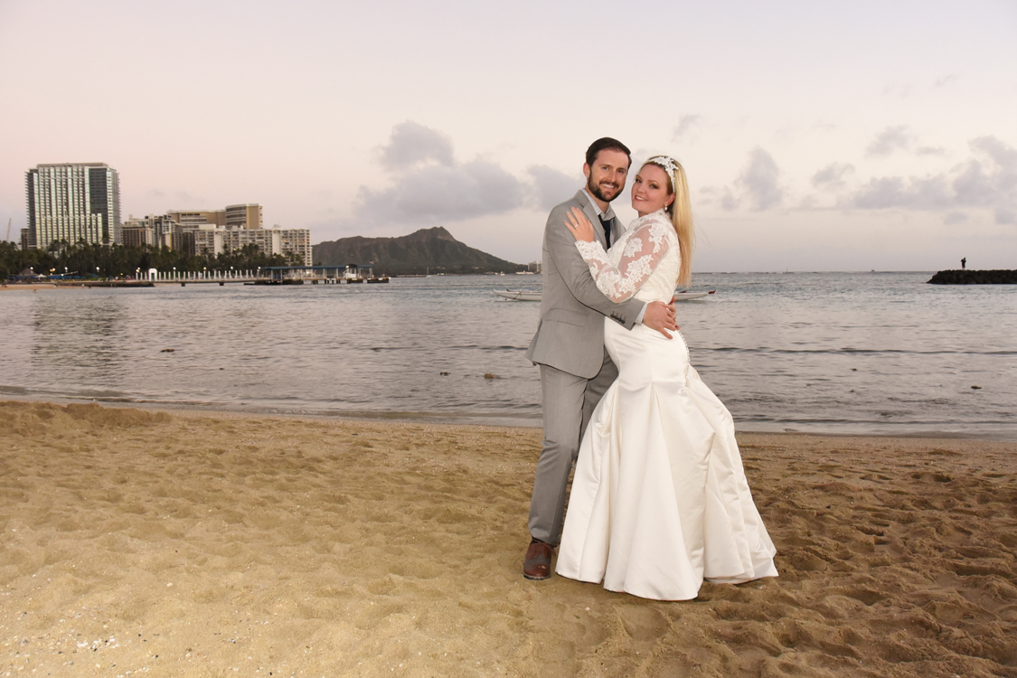 Bargain Hawaii Wedding