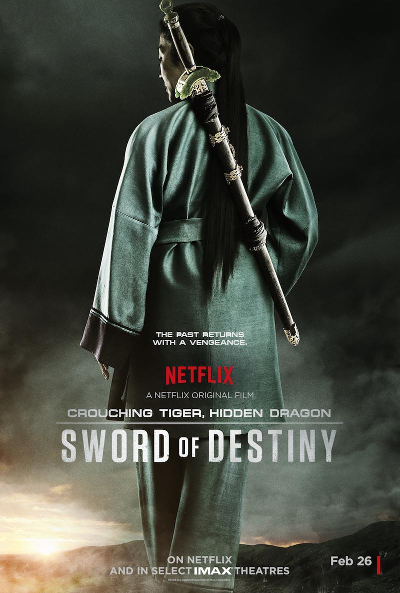 Crouching Tiger, Hidden Dragon: Sword of Destiny (2016) พยัคฆ์ระห่ำ มังกรผยองโลก 2: ชะตาเขียว [HD]