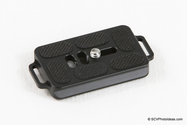 Desmond DPS-60 mm plate w/ dual strap loops