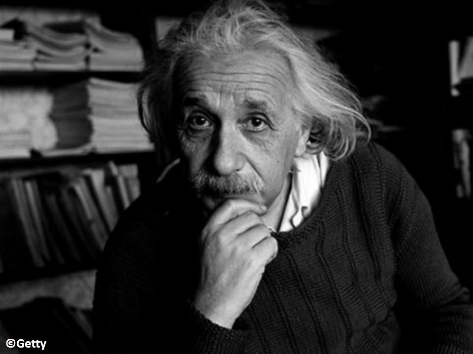هل سمعتم بالمسألة التي أعجزت أينشتاين ؟