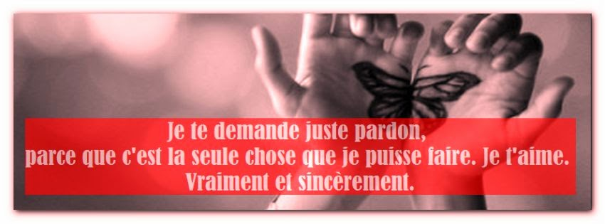 Sms Pour Pardonner