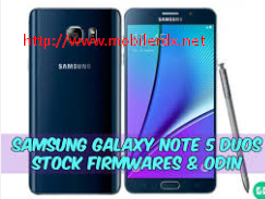 Samsung Galaxy Note 5 Stock Rom Free Download