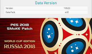 PC] PES 2018 smoke patch X22 - World Cup edition   PESTeam