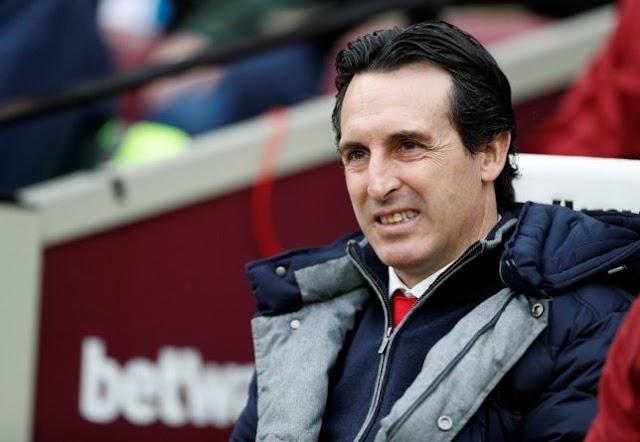 FOOTBALL: Unai Emery reveals how many players Arsenal will sign before January 31