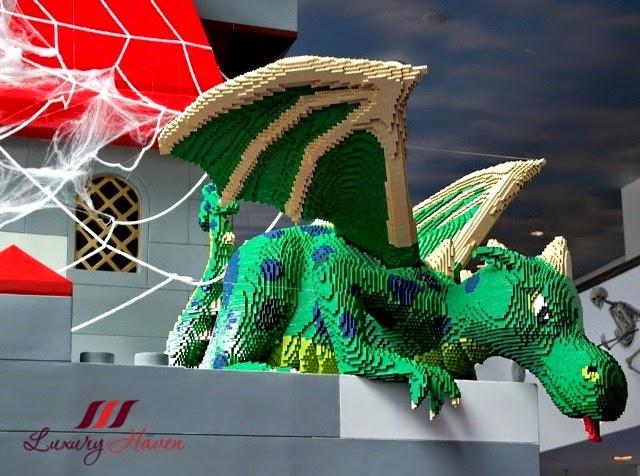 johor bahru iskandar malaysia legoland hotel dragon lego