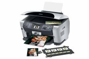 Epson Stylus Photo RX600 ICA Scanner Drivers for Windows 7