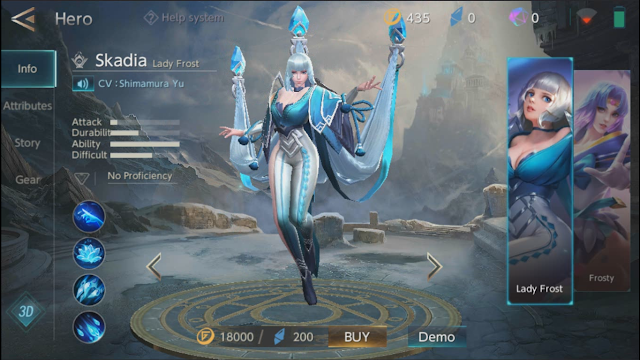 Top 5 Hero Mage Dengan Skill Freeze Moba Versi Mobile 4