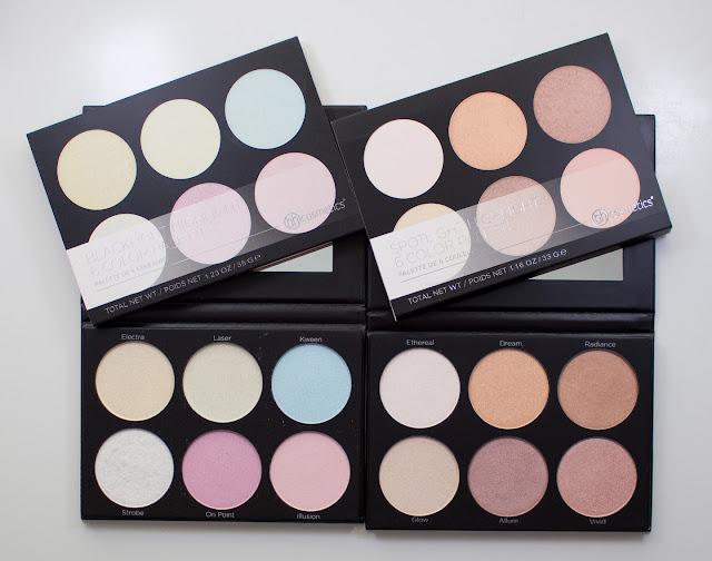 WARPAINT and Unicorns: BH Cosmetics Blacklight & Spotlight ...