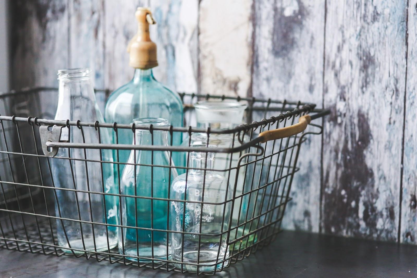butelki zwrotne, zero waste