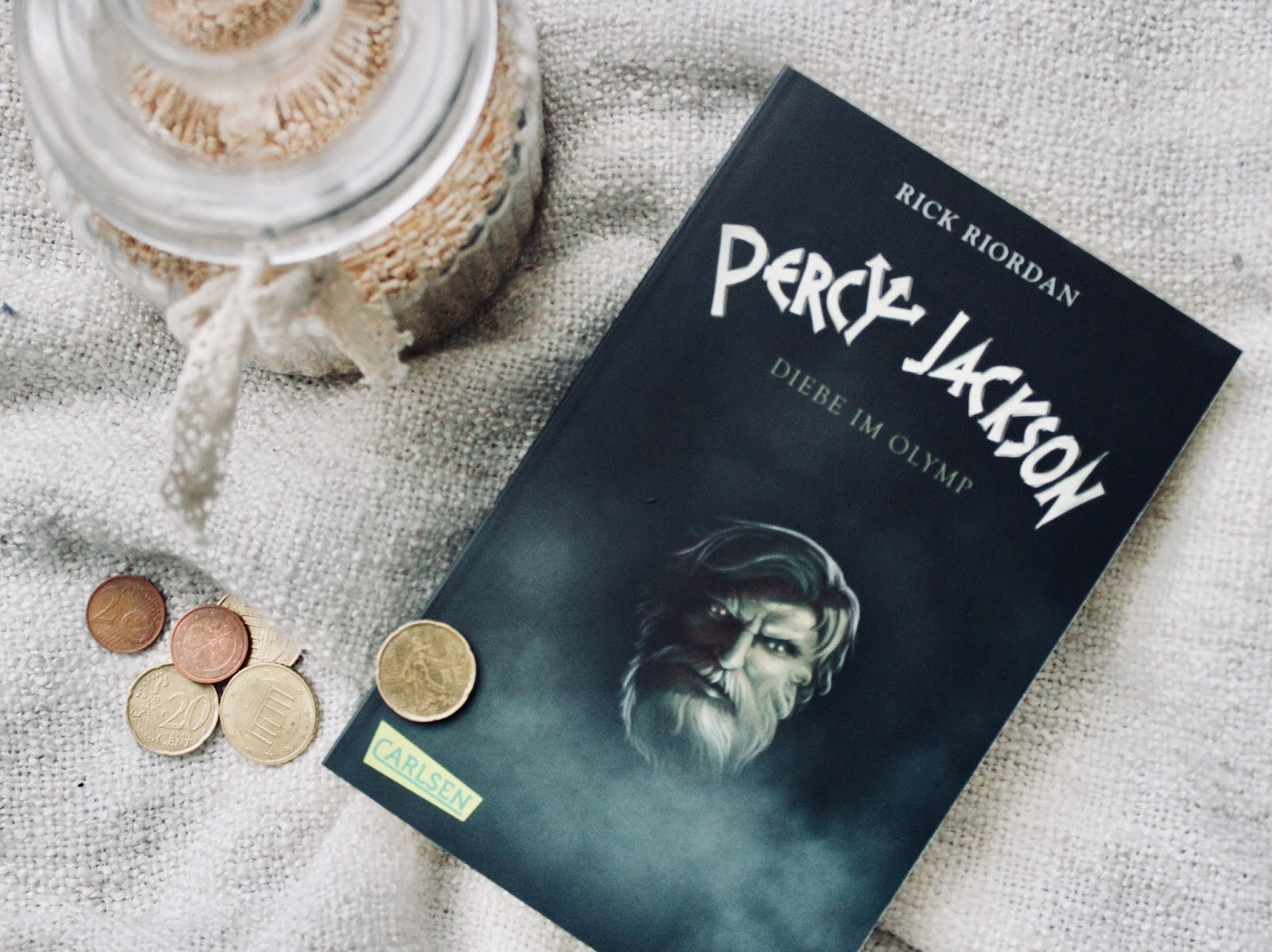 first look super cheap speical offer Piglet and her Books - [Rezension] Percy Jackson: Diebe im ...